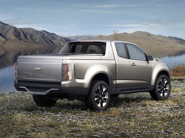 Chevrolet Colorado Concept (2011)