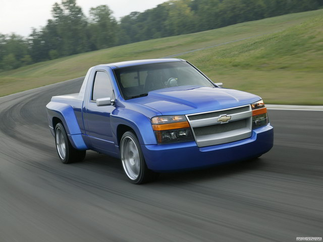 Chevrolet Colorado Cruz Concept (2004)