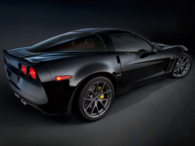 Chevrolet Corvette Jake Edition Concept (2010)