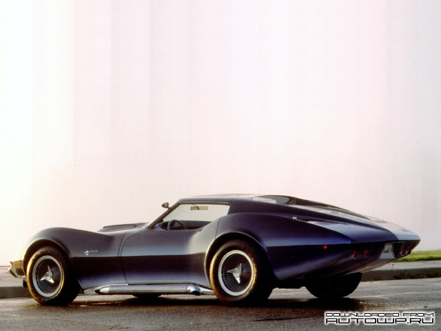 Chevrolet Corvette Manta Ray Concept (1969)