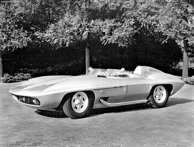 Chevrolet Corvette Stingray Racer Concept (1959)