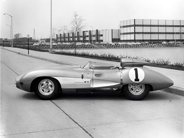 Chevrolet Corvette XP-64 SS Concept (1957)