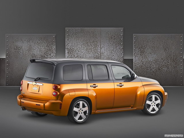 Chevrolet HHR Open Air Concept (2005)