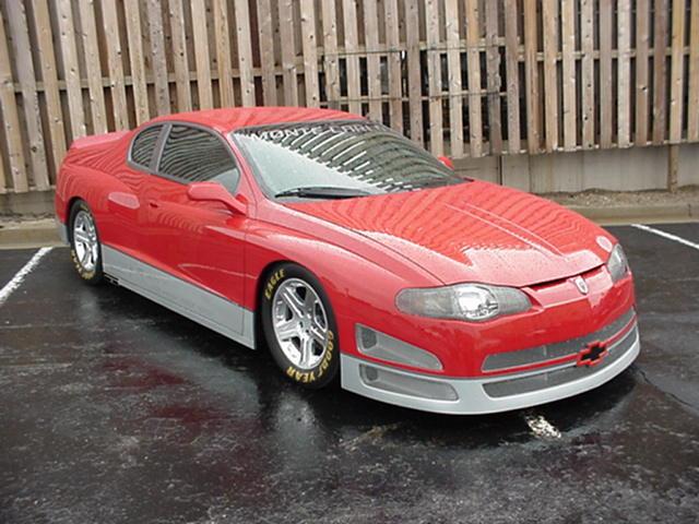 Chevrolet Monte-Carlo Intimidator Concept (1998)