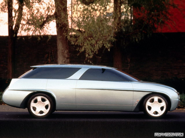 Chevrolet Nomad Concept (1999)
