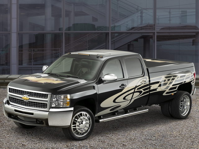 Chevrolet Silverado 3500HD Country Music Concept (2007)