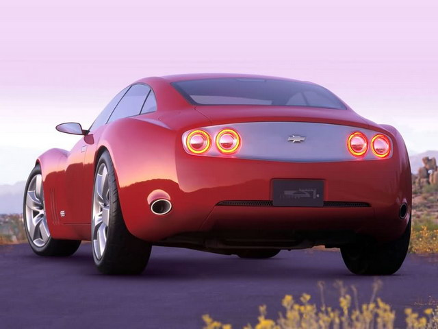Chevrolet SS Concept (2003)