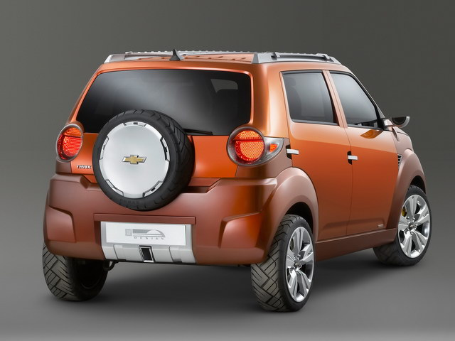 Chevrolet Trax Concept (2007)