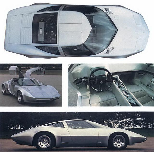 Corvette Corvette Four Rotor, 1973