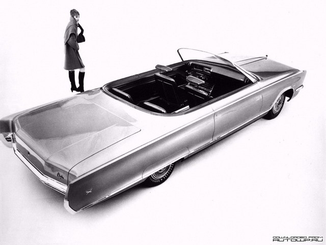 Chrysler 300X Concept (1966)