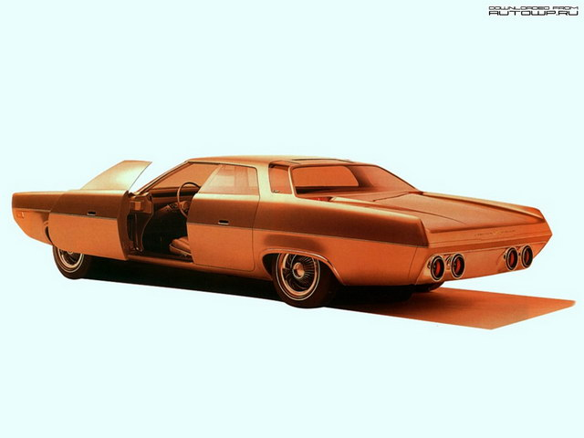 Chrysler 70X Concept (1969)