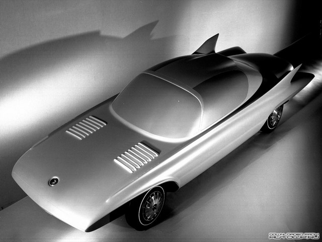 Chrysler Cella Wind Tunnel Concept (1959)