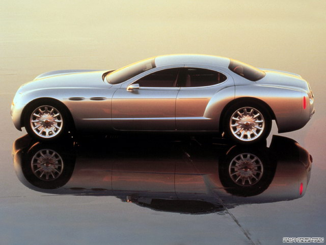 Chrysler Chronos Concept (1998)