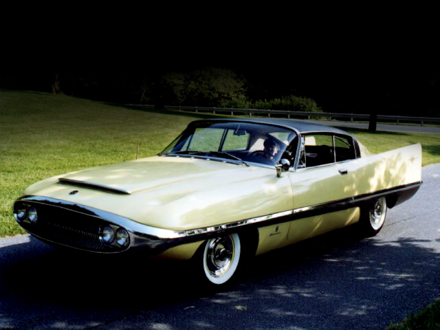 Chrysler Dual-Ghia Coupe Prototype (1958)