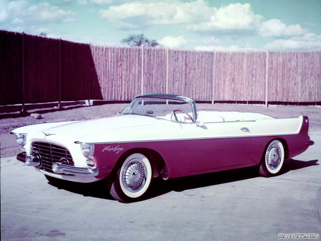 Chrysler Flight Sweep I Concept (Bertone) (1955)