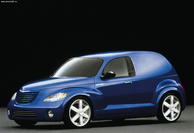 Chrysler Panel Cruiser Concept (2000)