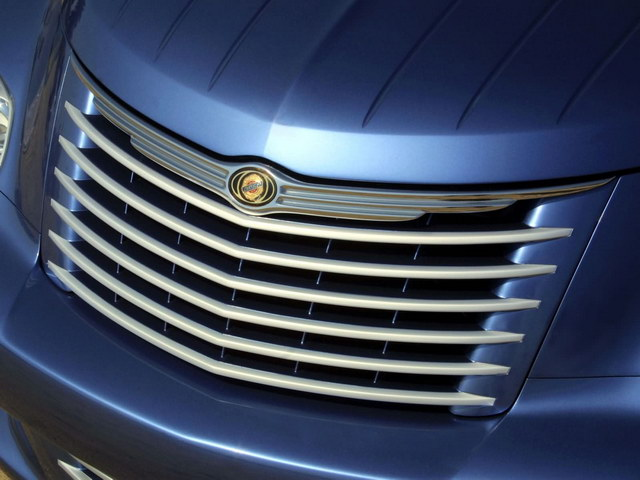 Chrysler PT California Cruiser Concept (2002)