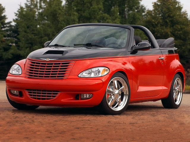 Chrysler PT Speedster Concept (2004)