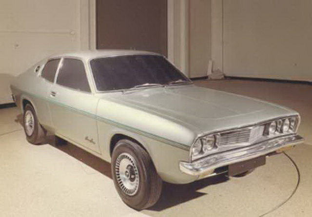 Chrysler R429 Prototype