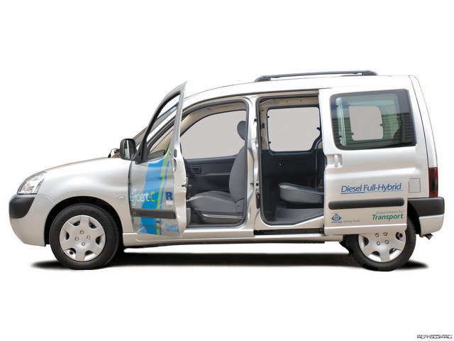 Citroen Berlingo Efficient-C Concept (2006)
