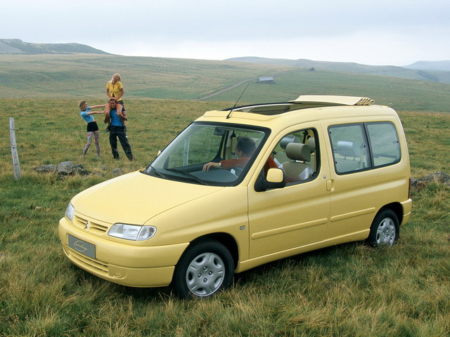 Citroen Berlingo Grand Large Concept (1996)