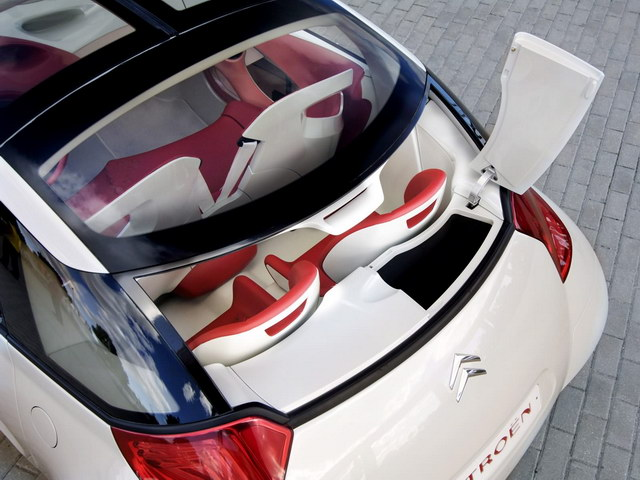 Citroen C-Airplay Concept (2005)