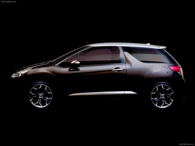 Citroen DS Inside Concept (2009)