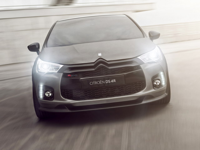 Citroen DS4 Racing Concept (2012)