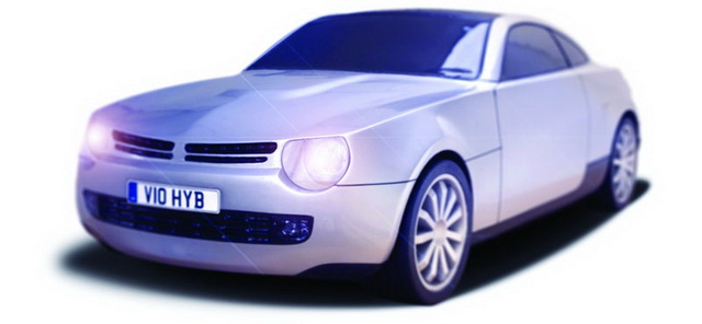 Connaught Type-D Concept (2006)