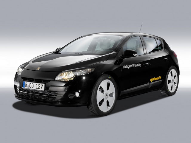 Continental Intelligent E-Mobility Prototype (2012)