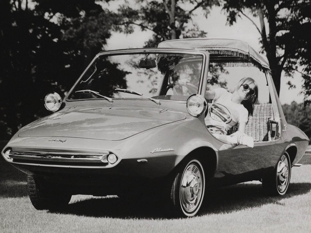 DAF Beach Car Concept (Michelotti) (1966)
