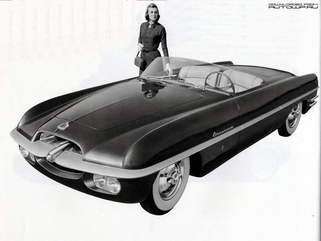 Dodge Firearrow Roadster I Concept (1954)