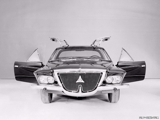 Dodge Flite Wing Concept (1961)