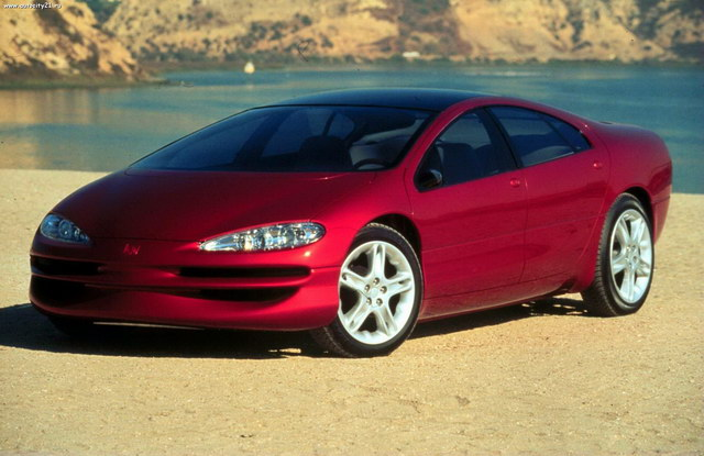 Dodge Intrepid ESX Concept (1996)
