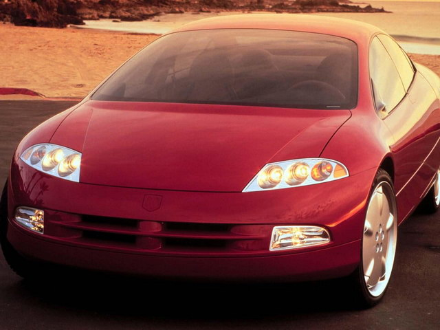 Dodge Intrepid ESX2 Concept (1998)