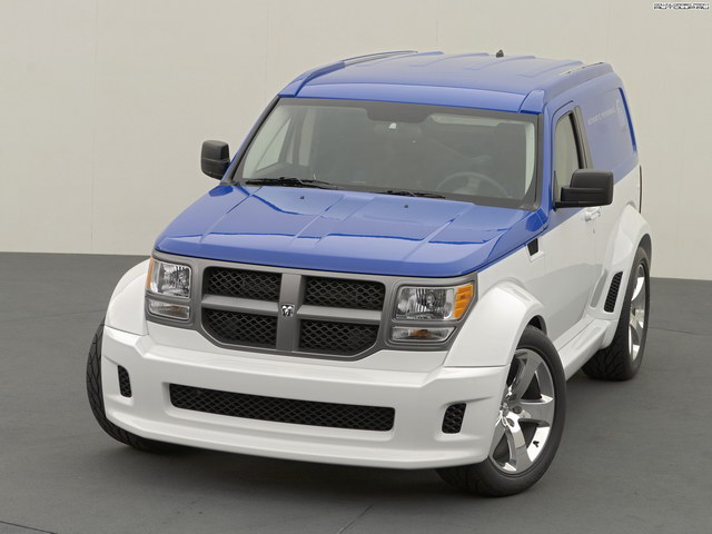 Dodge Nitro Panel Wagon Concept (2006)