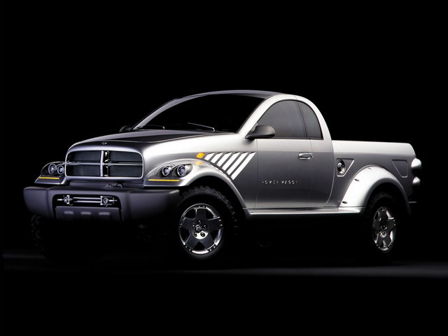 Dodge Power Wagon Concept (1999)