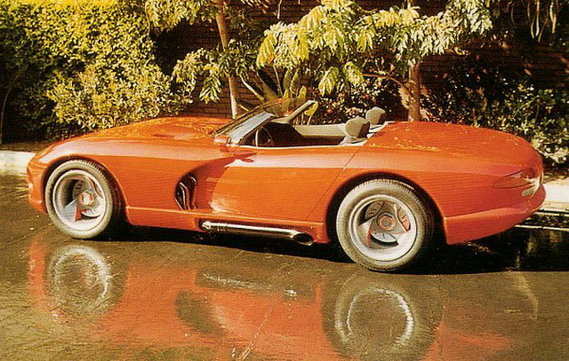 Dodge Viper Pacifica Prototype (1989)