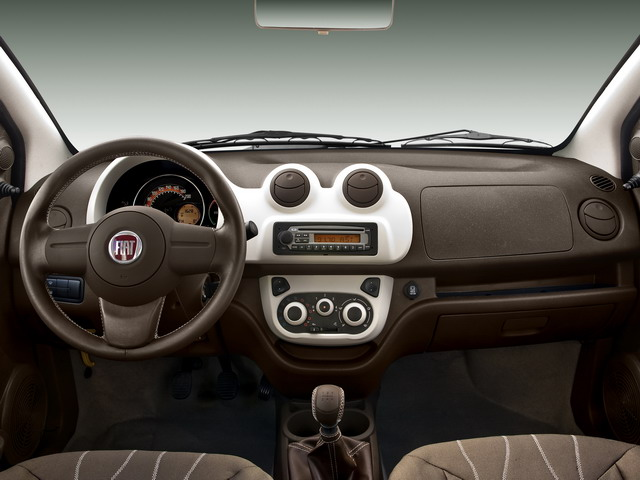 FIAT Uno Ecology Concept (2010)