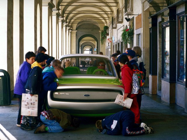 Ford 021c Concept (1999)