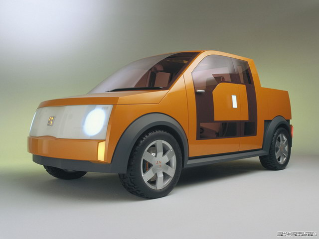 Ford 24-7 Pickup Concept (2000)