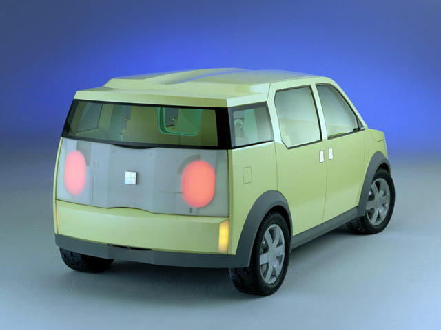 Ford 24-7 Wagon Concept (2000)