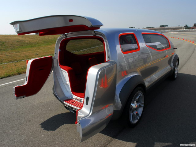 Ford Airstream Concept (2007)