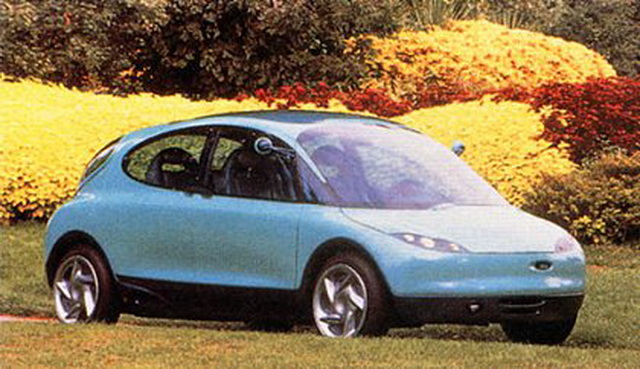Ford Connecta Concept (Ghia) (1992)