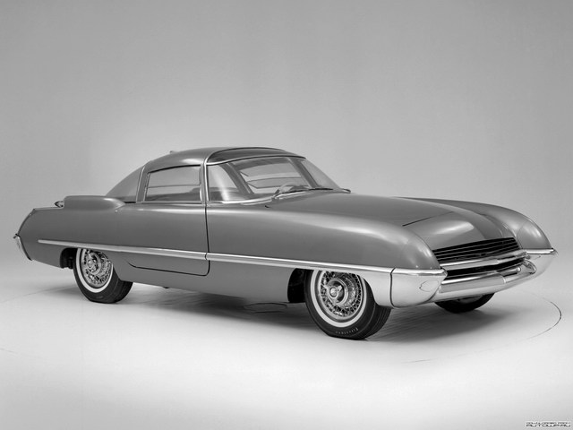 Ford Cougar Concept (1962)