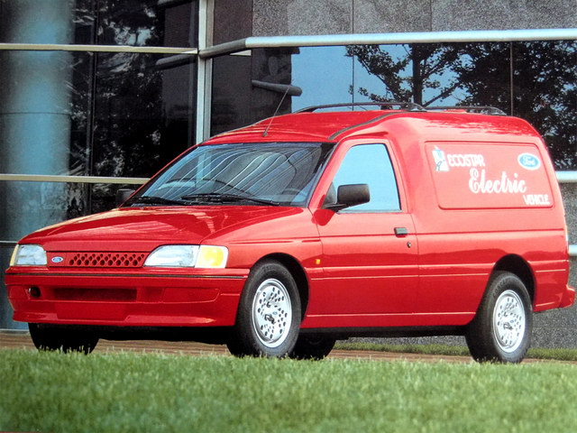 Ford Ecostar Concept (1992)