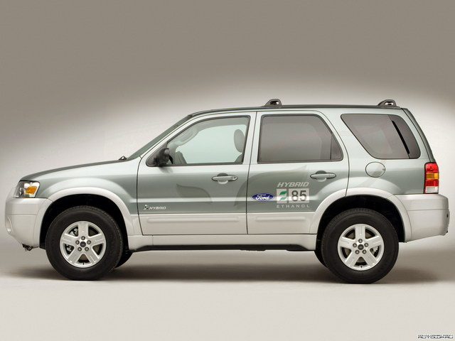 Ford Escape Hybrid E85 Concept (2006)
