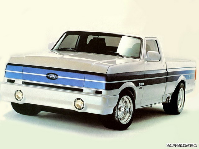Ford F-150 Pick Up Concept (1990)