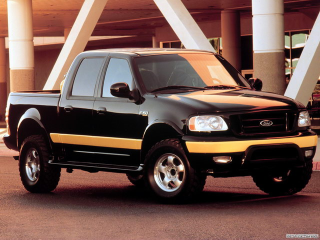 Ford F-150 Scuba SuperCrew Concept (1999)