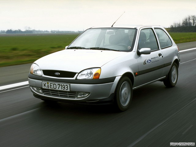 Ford Fiesta DISI Concept (2001)